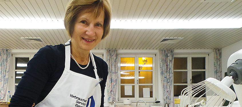 Ernährungsberaterin Ulrike Birmoser, Foto: Susanne Thoma